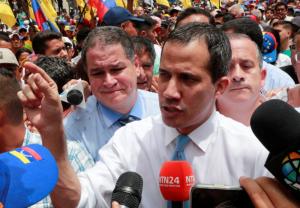 Luis Florido: Volvimos al país para acompañar la lucha de todos los venezolanos