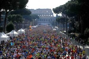 Anulan el Maratón de Roma por alerta de coronavirus en Italia