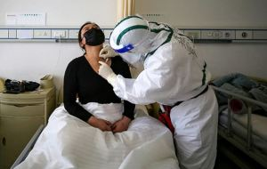 Cuánta capacidad pulmonar pierden los pacientes curados por el coronavirus