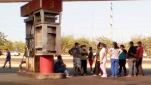 Denunciaron que militares no permiten surtir gasolina a ambulancias en Zulia (Video)
