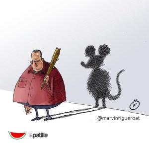 Caricaturas de este domingo 29 de marzo de 2020