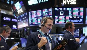 Wall Street cierra con triple récord del Dow Jones, S&P 500 y Nasdaq