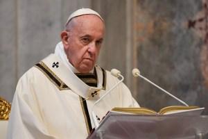 El papa Francisco pide una generosa ayuda para el Líbano