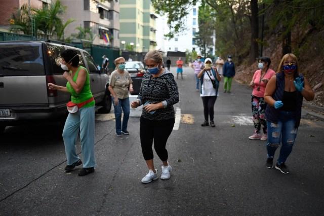 """Régimen decidió alargar la """"flexibilización"""" de la cuarentena"""