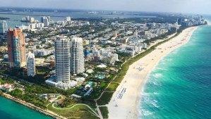 Miami, una gran ciudad desolada por el Covid-19 (Video)