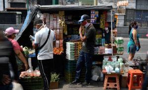 Cesta básica en Petare aumentó más del 10 % en tan solo una semana, afirmó Ángel Alvarado