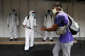 Casos de coronavirus en Venezuela se acercan a los 7 mil contagios, de acuerdo al régimen
