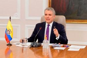 Duque: Lo que se vive en Venezuela es la peor dictadura vista en América Latina (Video)