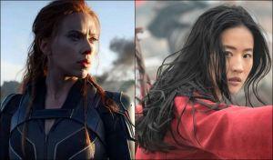 """""""Mulan"""" y """"Black Widow"""" ya tienen nueva fecha de estreno en los cines tras la pandemia"""