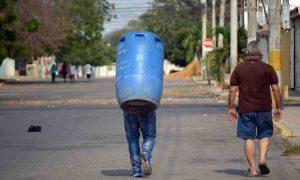 """Cara e' tabla: Alcaldesa chavista en Bolívar considera """"grosero"""" que le reclamen por agua (Video)"""