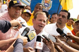 Juan Pablo Guanipa da fuertes declaraciones sobre las mentiras que oculta el régimen sobre el Covid-19