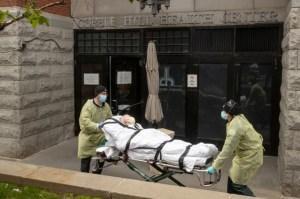 EEUU registró nuevo récord de contagios diarios por coronavirus