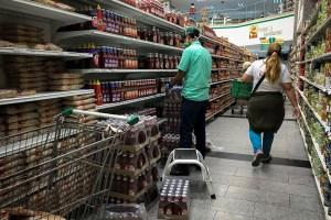 Precios de los alimentos subieron en un 197% durante la cuarentena