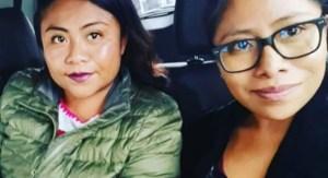 """""""Todos los trabajos son dignos"""": Hermana de Yalitza Aparicio presume su labor como albañil"""