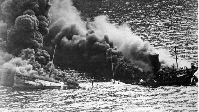 ¿Cuántos buques petroleros han sido destruidos y hundidos en las costas de Venezuela por torpedos y submarinos?