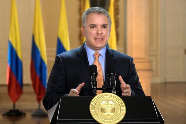 Duque anunció la prolongación de la cuarentena en Colombia hasta el #15Jul