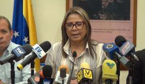 Dennis Fernández, rechazó la criminalización de la política por parte del bufete privado del régimen