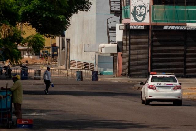 EFE: Un mercado popular, el nuevo foco de Covid-19 en Venezuela