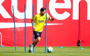 "Leo Messi admite estar ""ansioso"" por competir de nuevo"
