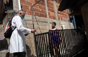 Personal sanitario venezolano denuncia malas condiciones de trabajo en medio de la pandemia