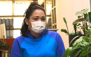 Huyen de Venezuela en busca de tratamientos contra el cáncer (Video)
