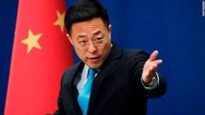 China niega haber probado un misil hipersónico con capacidad nuclear