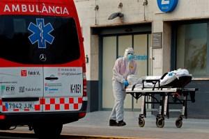 Repunte de muertos por coronavirus en España, 17 en un día