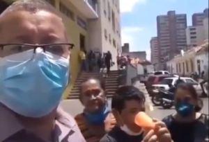 En VIDEO: Claman por la liberación del joven con síndrome de Down secuestrado por el régimen