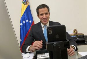 Presidente (E) Guaidó recibe respaldo de Parlamentos de la región: La comunidad internacional no validará una farsa electoral