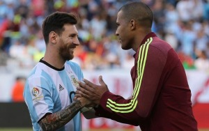 El día en que Messi asistió a Salomón Rondón (VIDEO + Golazo)