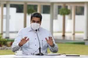 """Maduro anunció la fecha del supuesto arranque de la """"flexibilización"""" de la cuarentena"""