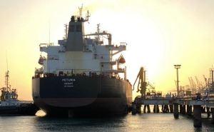 """Ingresó a la zona económica exclusiva el """"Petunia"""", tercer buque iraní con combustible"""
