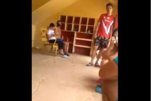 """""""Estamos pasando hambre"""": Retornados aislados en Coro denunciaron penurias con la comida (Video)"""