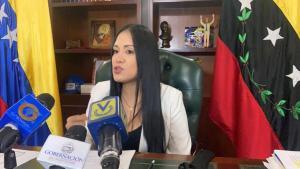 Laidy Gómez: Táchira será el primer estado en tener un campamento hospitalario