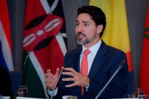 Trudeau afirmó que Cuba merece democracia y libertad tras las protestas