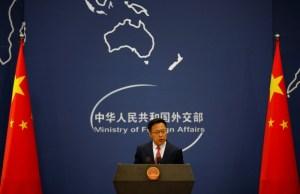 China pide a Washington que libere los activos de Afganistán en EEUU