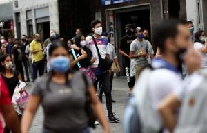 Contagios por coronavirus en Venezuela superaron los ocho mil, según el régimen de Maduro