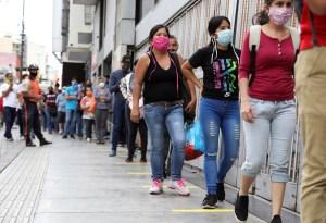 Primera semana de julio marca un acelerado aumento de casos de Covid-19 en Venezuela