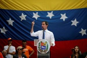 """""""No podemos acostumbrarnos"""": Guaidó resaltó que la presión interna contra Maduro debe crecer"""