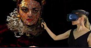Las obras de arte que solo puedes verlas con lentes de realidad virtual (Videos)