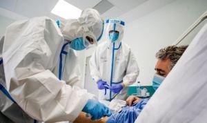 La FOTO: Así quedan los pulmones tras el contagio de Covid-19