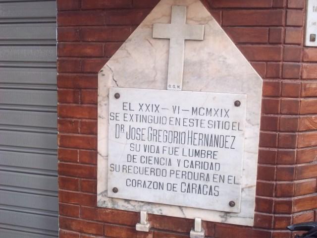 La imagen tiene un atributo ALT vacío; su nombre de archivo es Casa-Jose-Gregorio-Hernandez-en-Caracas-1.jpg