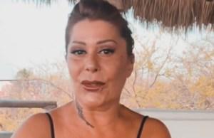 Terremoto en México destruyó la casa de Alejandra Guzmán