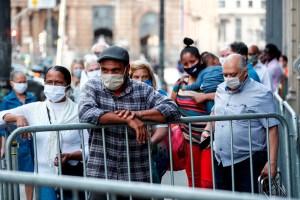 Brasil superó las 142 mil muertes por coronavirus
