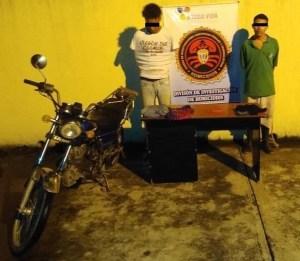 Cicpc capturó a dos sujetos por matar a un sexagenario durante un robo en Táchira