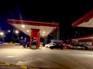 Regresaron las colas nocturnas a las estaciones de servicio en Caracas (Video)