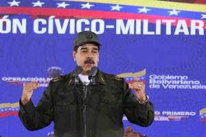 """Maduro """"la puso bombita"""" y pidió que las críticas de los venezolanos se las hagan a él"""