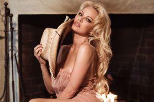¿Se atreverá? Pamela Anderson fue cuestionada sobre si volvería o no a posar para Playboy
