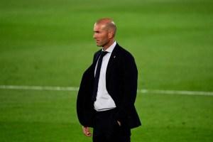 Zidane desmintió haber anunciado a sus jugadores su marcha del Real Madrid