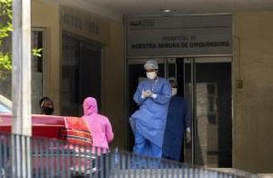 En Venezuela a las enfermeras les pagan con pobreza extrema